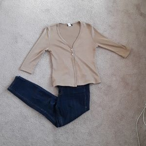 Sweaters - Amazing basic sweater by toomi size medium